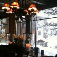 Photo taken at Hôtel Bella-Tola by Jordana J. on 1/28/2012