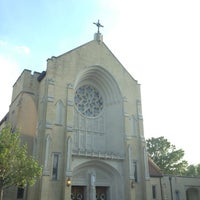 Photo taken at St. Thomas Aquinas Catholic Church by Laura H. on 4/8/2012