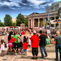 Photo taken at Cinco In The Park! by Eric M. on 5/5/2012