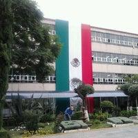 Photo taken at Escuela Superior de Turismo by Francisco G. on 9/1/2011