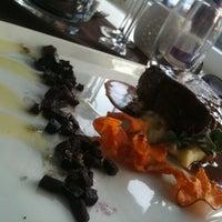 Photo taken at Restaurant AMUZ by Sander on 4/7/2011