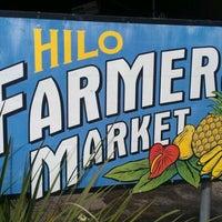 Photo taken at Hilo Farmers Market by Steven S. on 3/2/2012