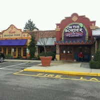 Photo taken at On The Border Mexican Grill & Cantina by Eric Y. on 12/23/2011