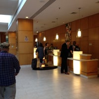 Photo taken at Toronto Marriott Downtown Eaton Centre Hotel by Blair B. on 9/13/2012