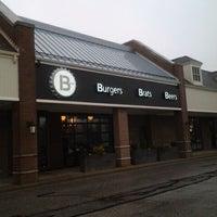 Photo taken at B Spot Burgers by Ryan M. on 1/26/2012