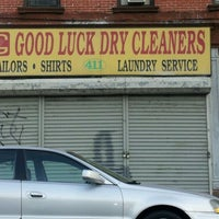 Photo taken at Good Luck Dry Cleaners by Timothy J. on 1/7/2012