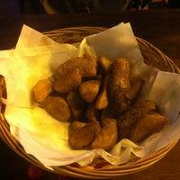 Photo taken at Atashkadeh Restaurant & Bar by Shahab Y. on 1/12/2012
