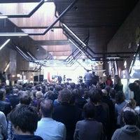 Photo taken at Universiteit Antwerpen - Campus Groenenborger by Tim V. on 12/22/2011