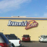 Photo taken at Brunswick Zone Glendale Lanes by Christopher G. on 1/20/2012
