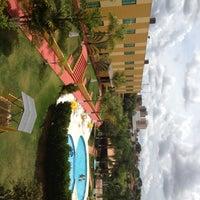 Foto tirada no(a) DAN Inn Franca por Vera Lucia D. em 2/19/2012