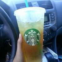 Photo taken at Starbucks by Kim H. on 9/1/2012