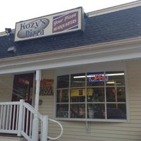 Photo taken at Kozy's Pizza by Walter E. on 6/19/2012