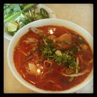 Photo taken at Pho Grand by Amy P. on 7/14/2012