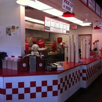 Photo taken at Five Guys by Gabe D. on 4/30/2011