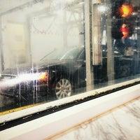 Photo taken at Simoniz Car Wash by Louis G. on 4/18/2012