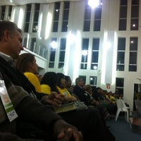 Photo taken at Primeira Igreja Batista by Guilherme M. on 7/27/2012