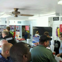 Photo taken at Hot Dog Heaven by Orlando Informer on 9/29/2011