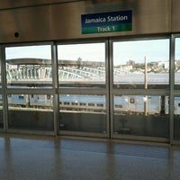 Photo taken at JFK AirTrain - Jamaica Station by Omid A. on 9/11/2011