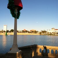 Photo taken at Frances Langford Promenade by Michael V. on 11/12/2011
