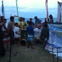 Photo taken at Amihan sa Dahican by liezl F. on 4/9/2012