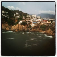 Photo taken at La Quebrada by ArELi on 5/27/2012
