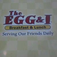 Photo taken at The Egg & I Restaurants by Eduardo B. on 3/15/2012