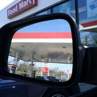 Photo taken at Phillips 66 by Adam J. on 4/16/2012