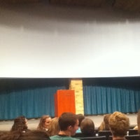 Photo taken at O'Shaughnessy Educational Center Auditorium by Brandon M. on 11/8/2011
