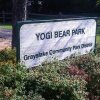 Photo taken at Yogi Bear Park by Dean on 10/11/2011