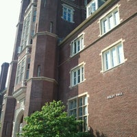 Photo taken at Risley Residential College by Steve J. on 7/25/2012