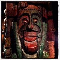 Photo taken at Walt Disney's Enchanted Tiki Room by Alex G. on 11/4/2011