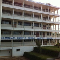 Photo taken at KCMC Hospital Moshi by Eileen v. on 4/6/2012