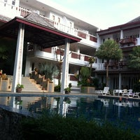 Photo taken at Montra Resort & Spa by Anna S. on 5/1/2012