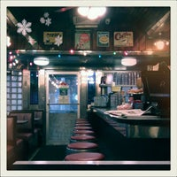 Photo taken at Square Diner by Kyson on 12/7/2011