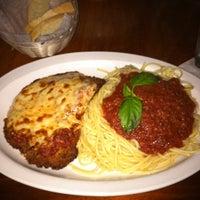 Photo taken at Abbondanza Italian Restaurant by Tasha C. on 10/12/2011