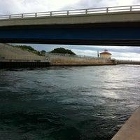 Photo taken at Boynton Inlet <3 by Jason L. on 8/9/2011