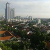 Photo taken at Hotel Bidakara Jakarta by Tommy M. on 2/13/2012