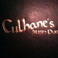 Photo taken at Culhane's Irish Pub by Levi P. on 10/7/2011