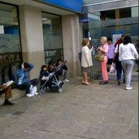 Photo taken at Banco Macro by Federico G. on 12/6/2011