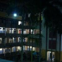 Photo taken at Lab 411 Fakulti Sains Gunaan UiTM by Hafiz W. on 3/12/2011