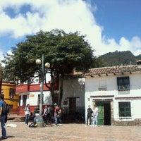 Photo taken at Chorro de Quevedo by Natalie P. on 5/3/2012