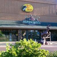 Photo taken at Hemingway's Blue Water Cafe by Benji H. on 9/5/2011