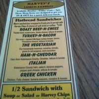 Photo taken at Harvey's on the Mall by mary c. on 4/1/2011