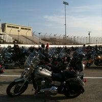 Photo taken at Toledo Speedway by Tony G. on 10/23/2011