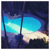 Photo taken at Crowne Plaza San Diego - Mission Valley by Joshua W. on 3/4/2012