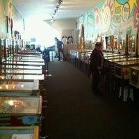 9/9/2011にNick R.がPacific Pinball Museumで撮った写真
