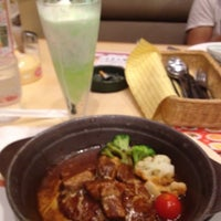 Photo taken at ジョナサン 平塚田村店 by Lani S. on 8/15/2012