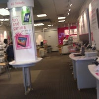 Photo taken at T-Mobile by Mina V. on 11/26/2011