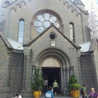 Photo taken at Paróquia Nossa Senhora da Conceição (Santa Ifigênia) by Orion M. on 5/28/2012