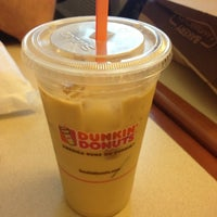 Photo taken at Dunkin Donuts by Payton B. on 8/8/2012